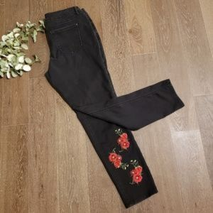 Floral Embroidered Jeans by C Est. 1946 Denim 12